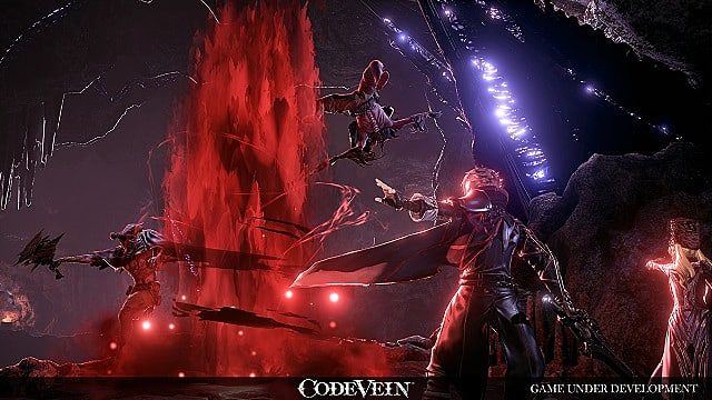 Code Vein closed network test coming in May