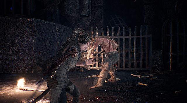 hellblade senua's sacrifice combat
