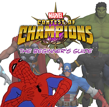 Marvel Contest of Champions Beginner's Guide   Marvel Contest of