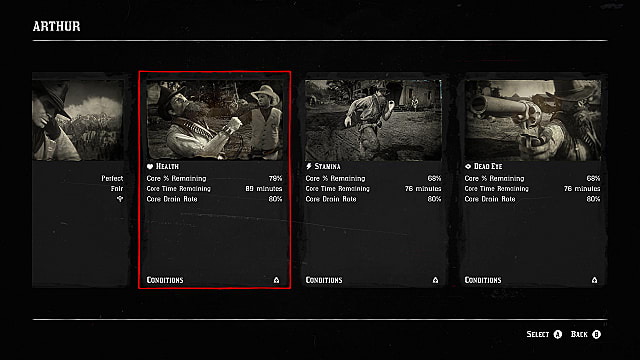 red dead redemption 2 core info