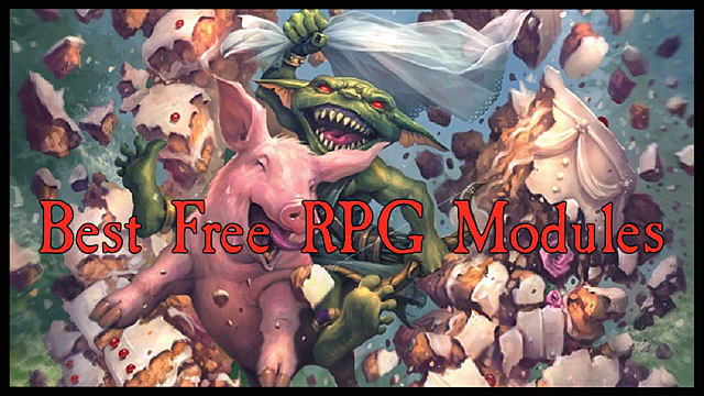 The 11 Best Free Pathfinder And D D Adventure Modules
