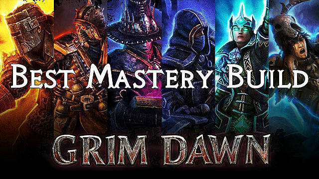 Grim Dawn Grim Quest Build