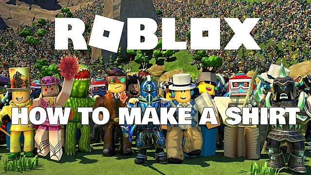 How To Make Clothes In Roblox Roblox