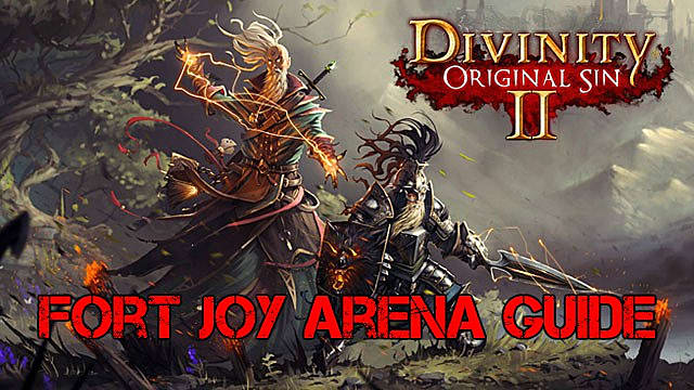 Divinity Original Sin 2: Arena of the One Combat Guide | Divinity