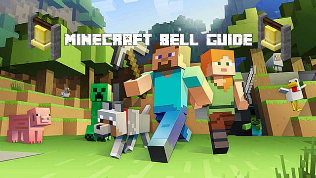 Minecraft Bell Guide: What It Is And How To Get It | Minecraft