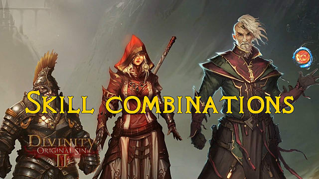 Divinity Original Sin 2: Skill Crafting Combinations and Book