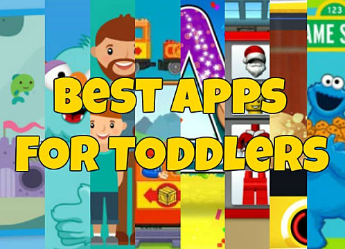 Best Android Games for Toddlers with No Ads or In-App