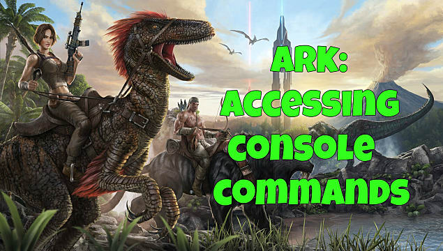 How To Use Ark S Console Commands Ark Survival Evolved This will give you a creature that has a random level. console commands ark survival evolved