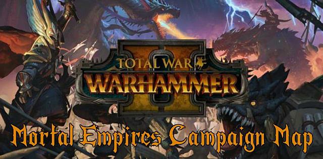 Total War: Warhammer 2 Map and Mortal Empires Settlement List