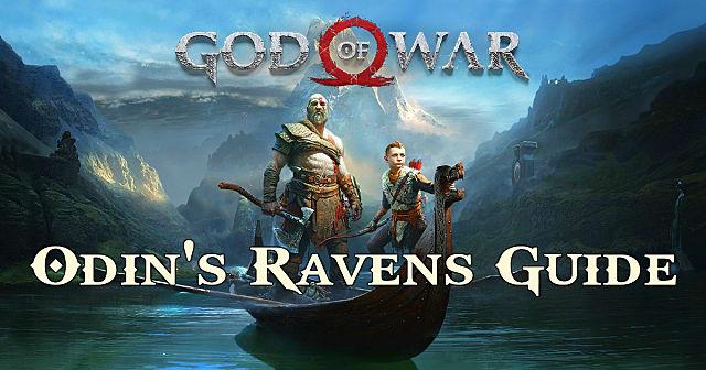 God Of War 2018 Full List Of All Odin S Ravens Locations