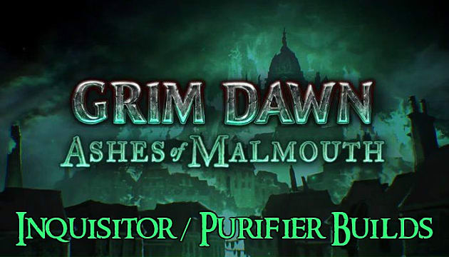 Grim Dawn Purifier Guide