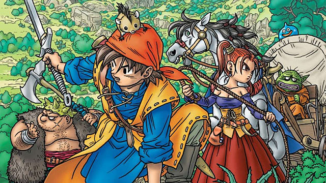 5 reasons why dragon quest viii is the best dragon quest game ever made gumiabroncs Images