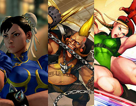 Street Fighter V Moves List Mastering Birdie Cammy And Chun Li