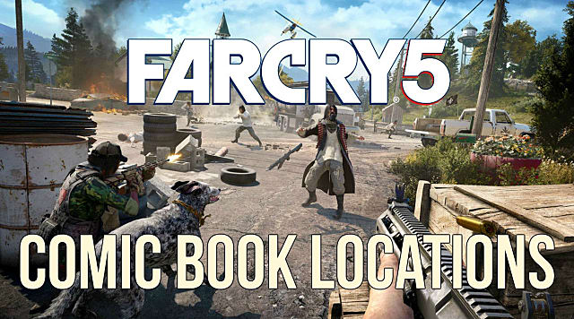 far cry 5 secrets