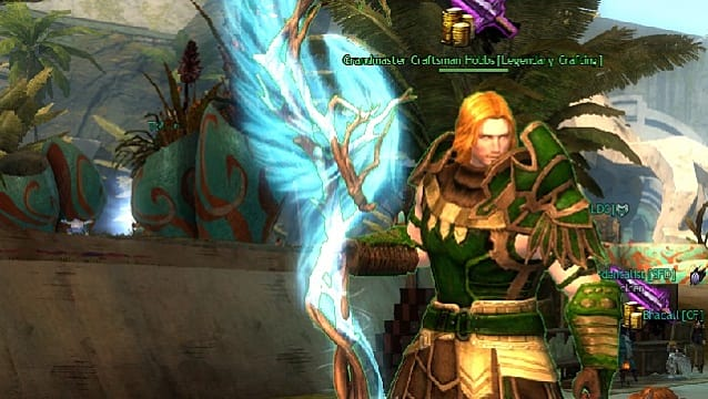 Guild Wars 2: How to Get the Flames of War Legendary Weapon ...