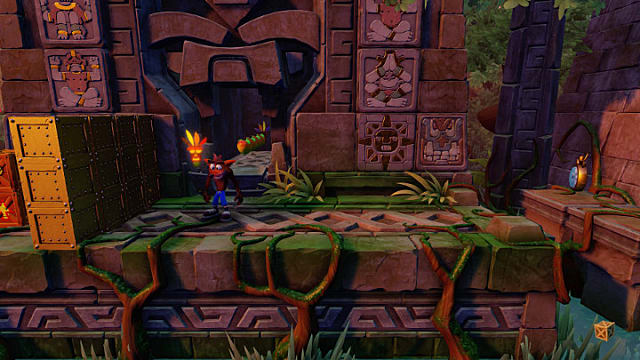 Crash Bandicoot N  Sane Trilogy: The Lost City Walkthrough | Crash