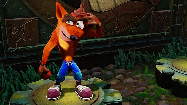 How to Find the Fake Crash Easter Egg in Crash Bandicoot: N