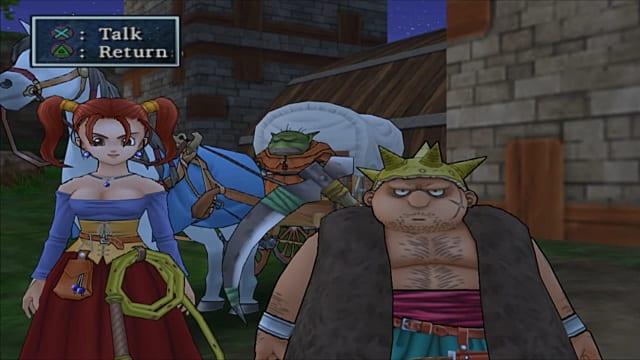 DragonQuest 8 Heroes