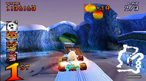 Why Crash Team Racing Needs The Remaster Treatment, Too