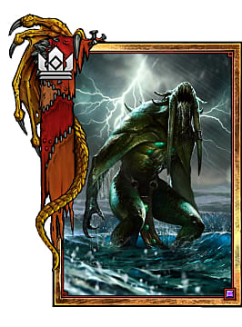 Dagon, a Monster Leader