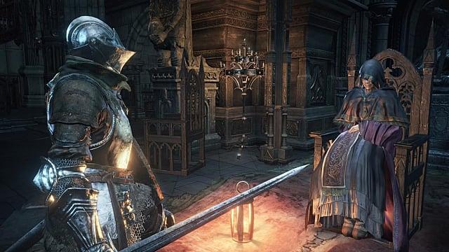Dark Souls 3 Npc