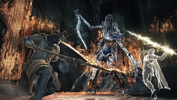 acantilado Impresionismo estanque  Dark Souls III Faith Weapons to Get the Most Out of Your Cleric or Paladin  Build | Dark Souls III