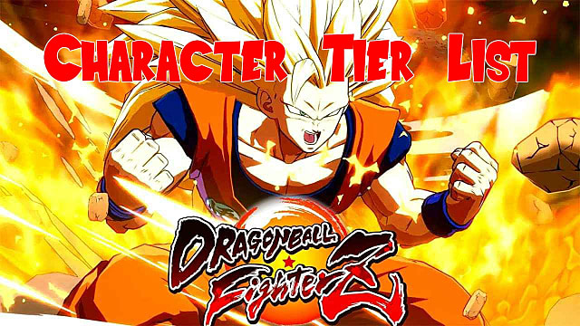 dragon ball fighterz complete character tier list rankings dragon ball fighterz - Dragon B