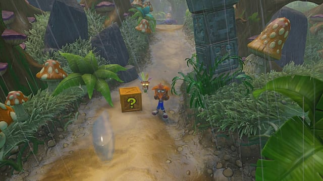 Crash 2 Blue Gem Location Guide Crash Bandicoot N Sane Trilogy