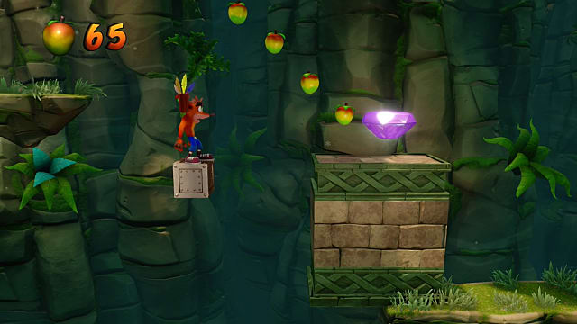 Crash 2 Purple Gem Location Guide Crash Bandicoot N Sane Trilogy
