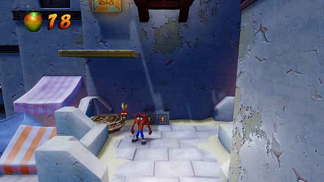 Purple Gem Location Guide Crash Bandicoot N Sane Trilogy 3 Warped