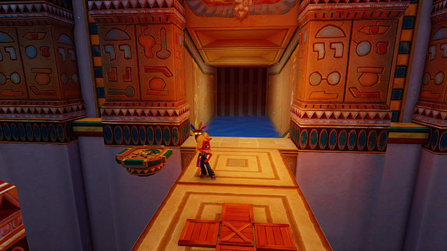 Blue Gem Location Guide Crash Bandicoot N Sane Trilogy 3 Warped