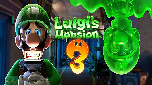 Luigi S Mansion 3 E3 Preview Boo Goo And Improved