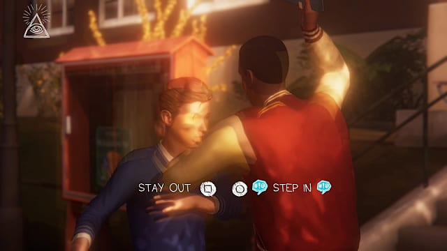 Step Out or Step In All Episode 1 Choices Life is Strange Before the Storm Guide