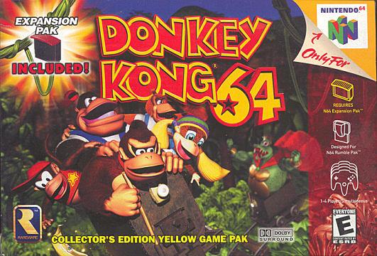 box art for DK64