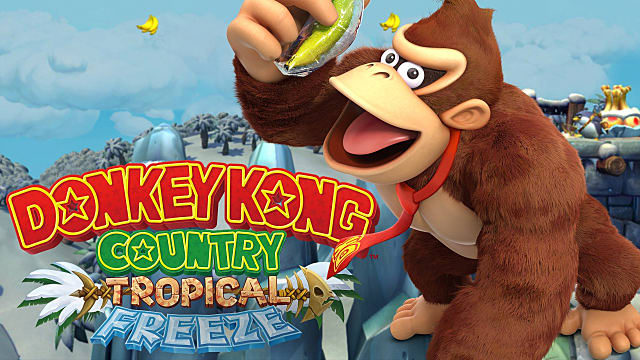 donkey kong tropical freeze switch review