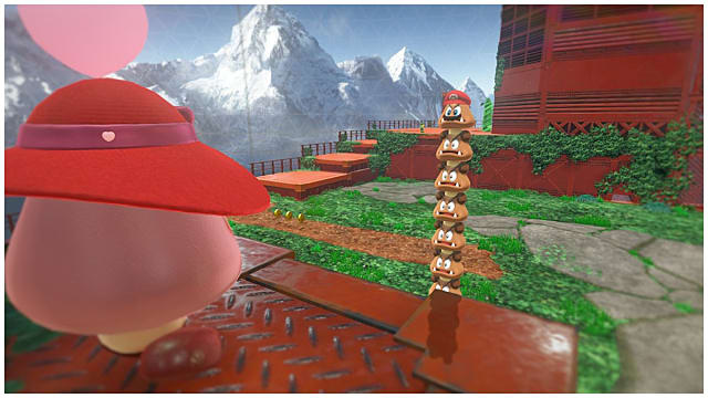 Super Mario Odyssey Review What Makes it Special Capture Mechanic and Cappy