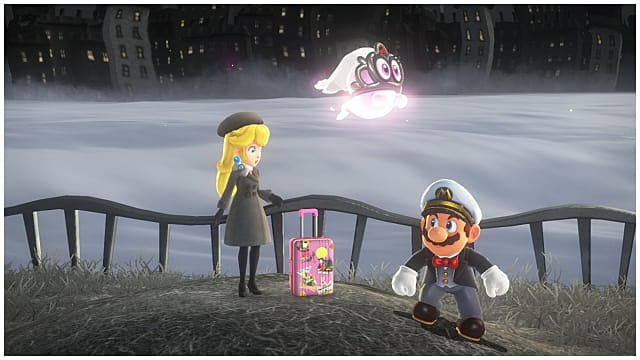 Unlock the Secret Ending Post Game Super Mario Odyssey Ultimate Guide