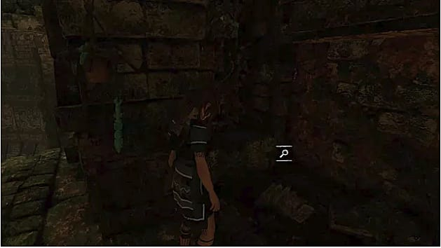 Lara finds the eighth document in the Peruvian Jungle Challenge Tomb