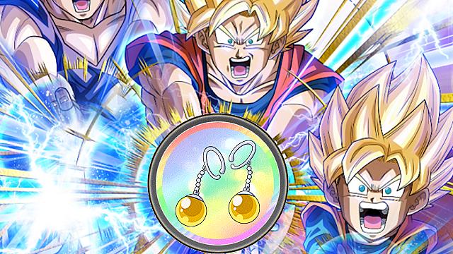 Dokkan Battle: How to Get Potara Medals for UR/LR Vegito | Dragon