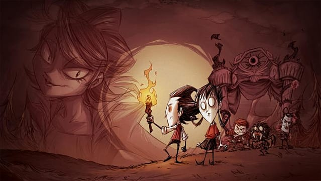 Don T Starve Mega Pack Surviving In Shipwrecked Don T