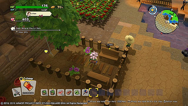 How To Build The Playful Park In Dragon Quest Builders 2 Dragon Quest Builders 2 Experimenting will lead you to unlocking other room types and earn you the gratitude of the people you're helping. playful park in dragon quest builders 2