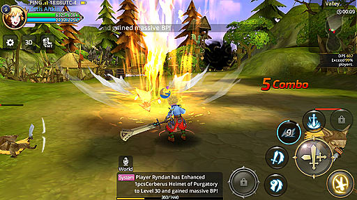 Dragon Nest M Level Unlocks And Beginners Guide Dragon Nest M