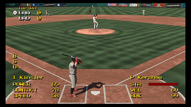 graphics reminiscent of old-school baseball games adorn MLB The Show 18's retro mode
