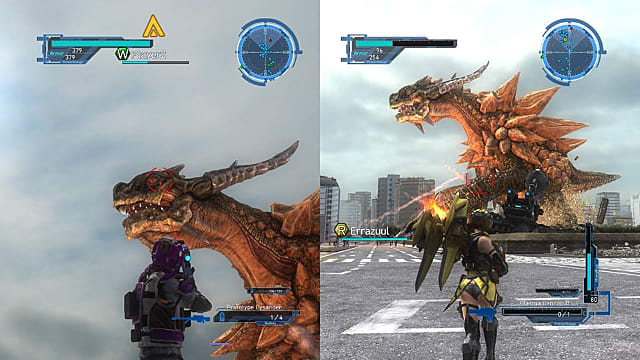 earth defense force arcade