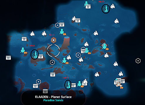 Mass Effect Andromeda Guide How To Solve The Elaaden Vault Puzzle