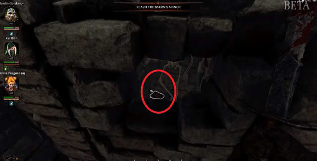 location of tome #2 for empire in flames in warhammer vermintide 2