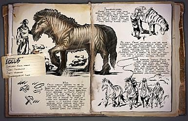 Where to Find and How to Tame Equus in Ark Survival Evolved | ARK