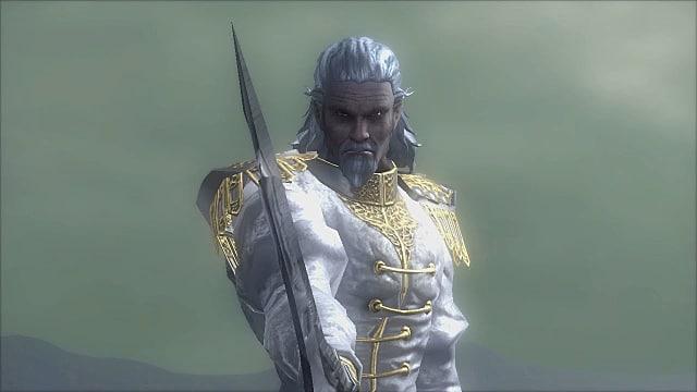 Old King Allant, Demon's Souls