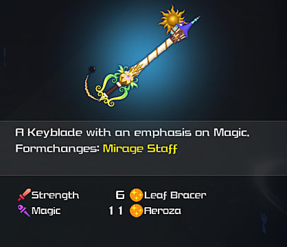 kh3 ever after keyblade