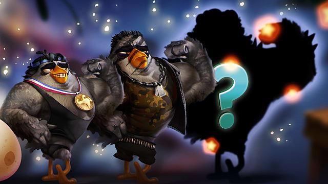 Angry Birds Evolution All List